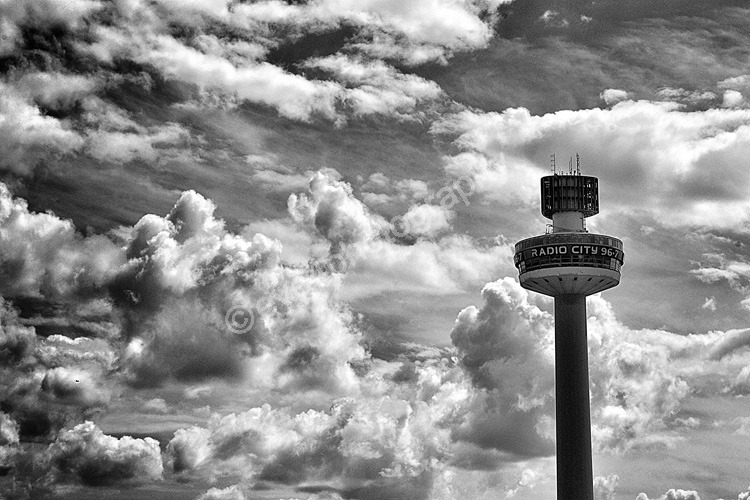 Tower of clouds