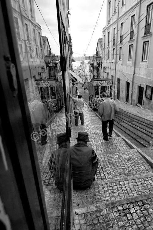Reflections of Lisbon