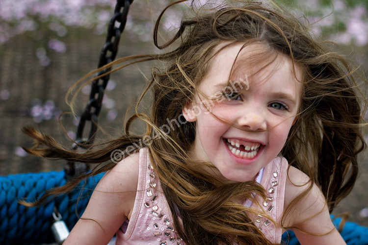 Smiles of fun
