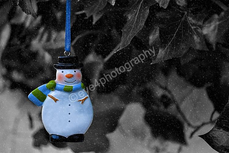 Hanging around for Christmas