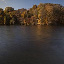 autumn by loch faskally