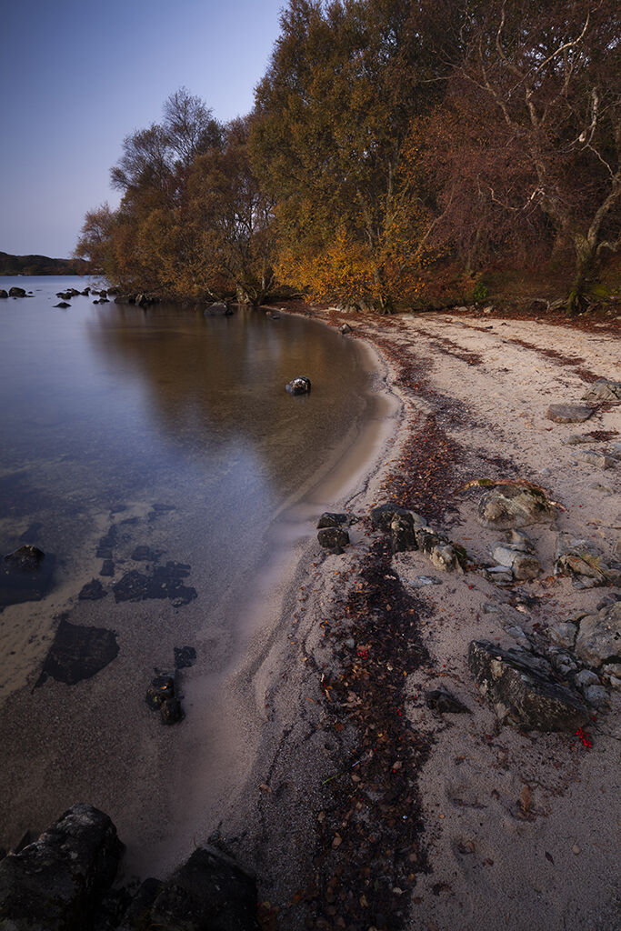 banks of loch morar