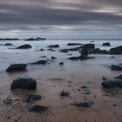 black rocks, forvie sands