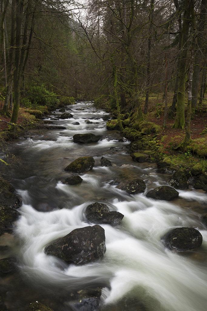 croe water, ardgarten