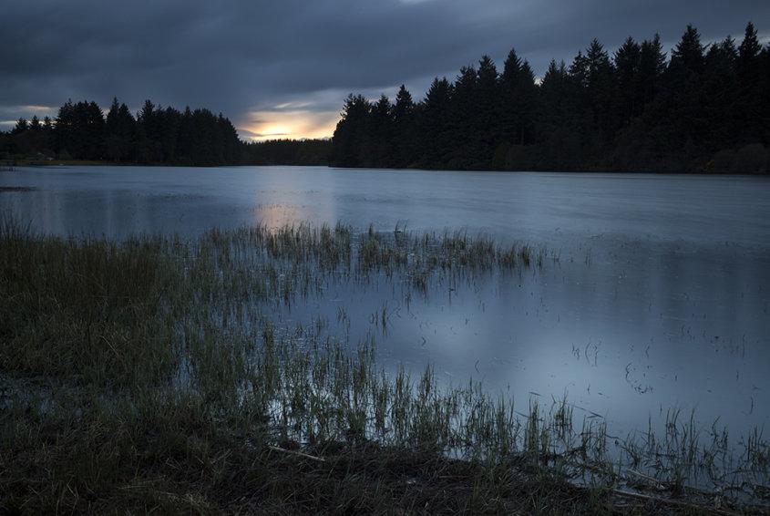 crombie sunset