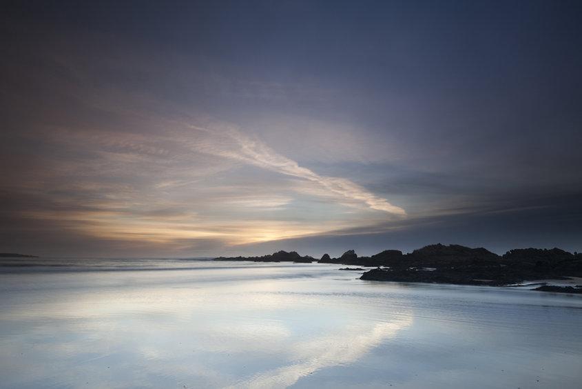 cruden bay sunrise