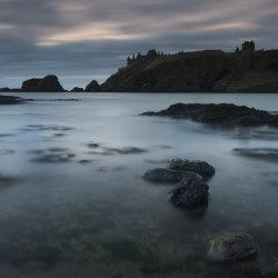 dawn at dunnottar castle