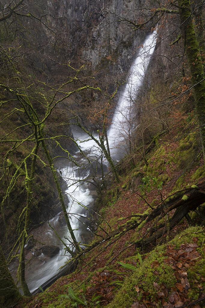 grey mare's waterfall