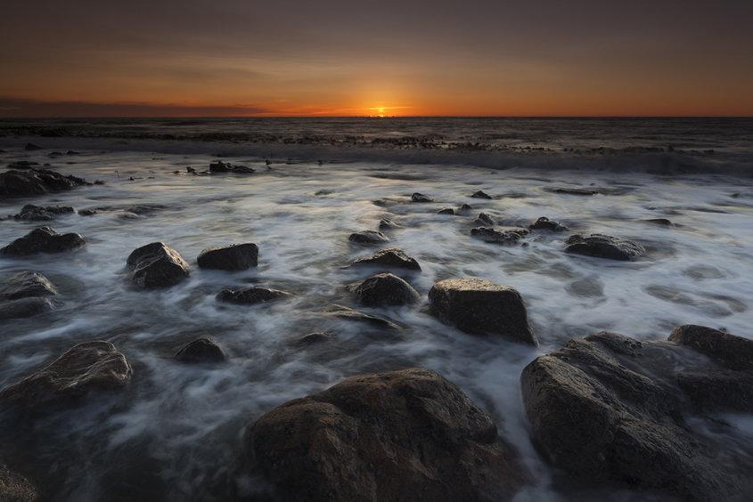 on the rocks, nigg bay