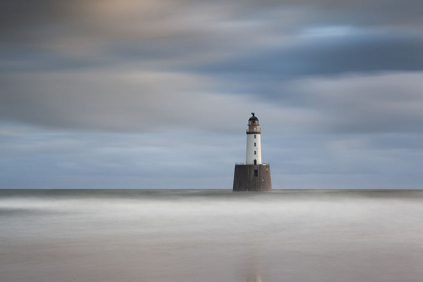 rattray lighthouse sunrise