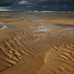 ripples, balmedie beach