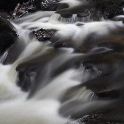 rock flow, river braan