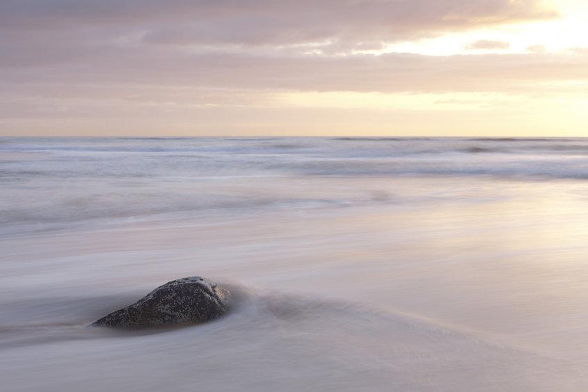 rock, forvie sands