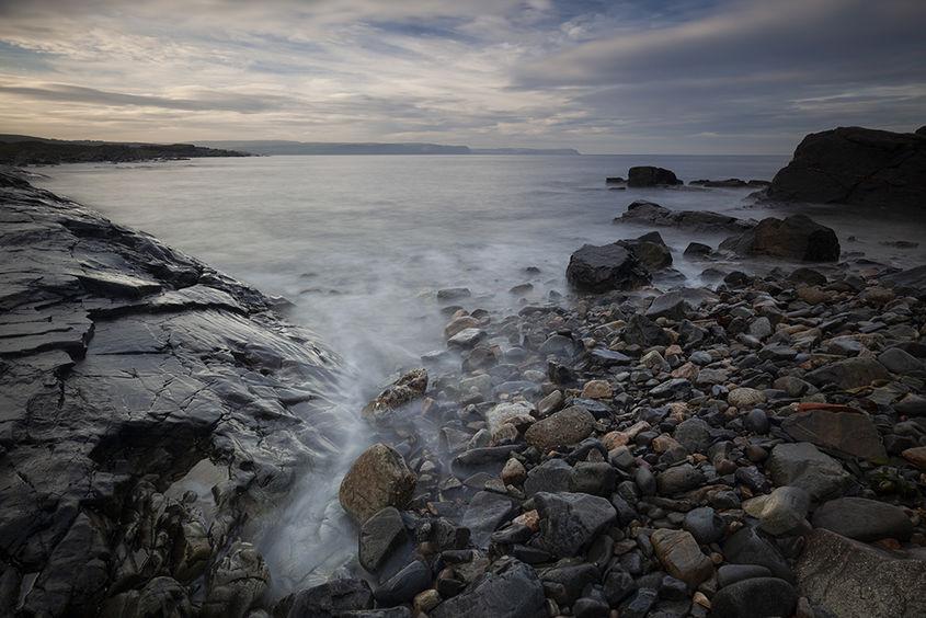 rosehearty coast