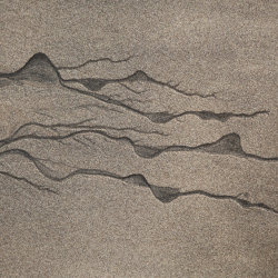 sand pattern, scourie