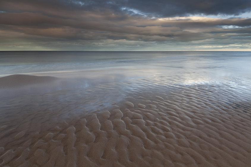sand ripples, newburgh