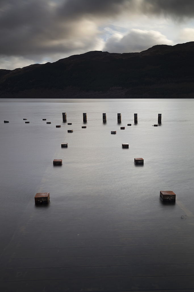 submerged jetty, tarbet