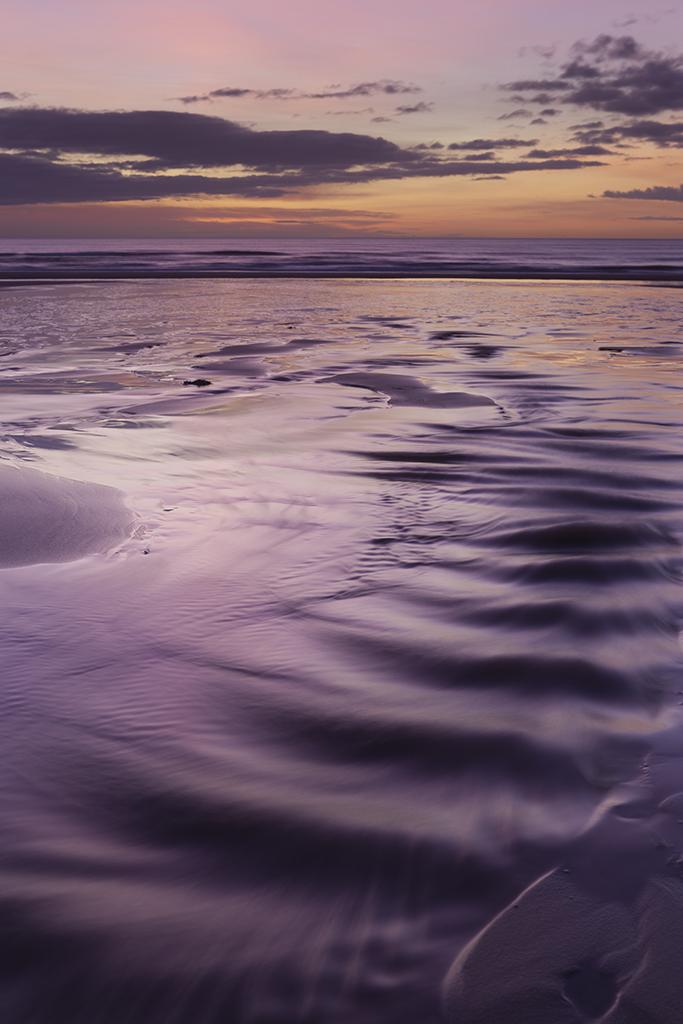 sunrise, forvie sands