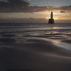 sunrise, rattray lighthouse