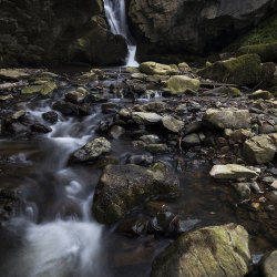 tarnash waterfall