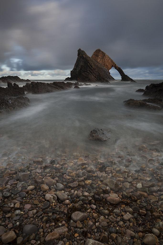 tidal flow, bow fiddle rock