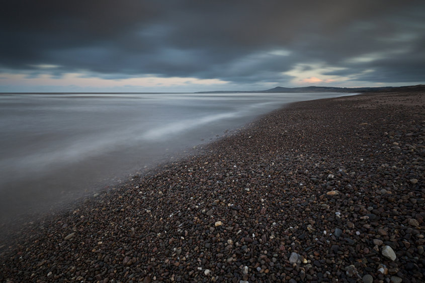 twilight seas, spey bay