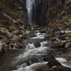 wailing widow waterfall