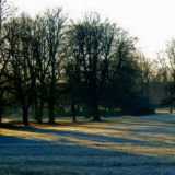 Winter Highbury Park