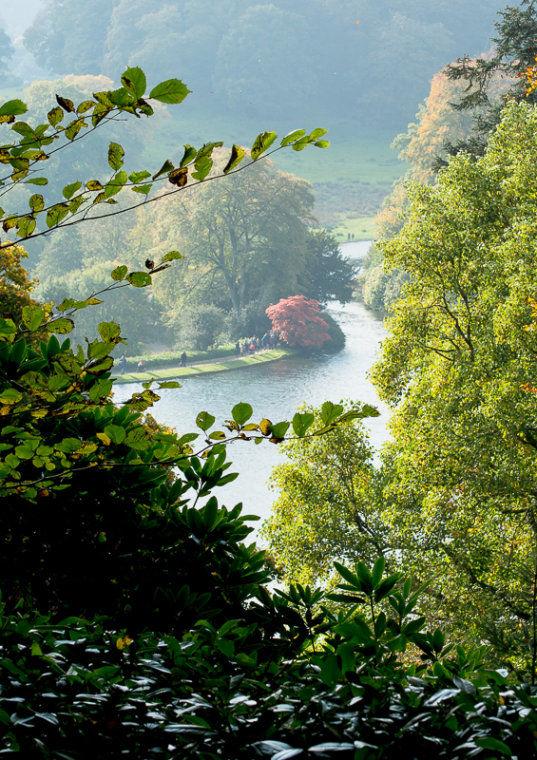 Stourhead River