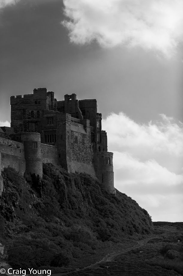 Bambrough Castle (1 of 1)