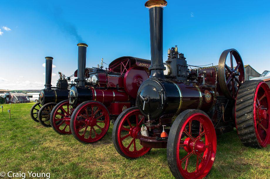 Steam Engines (1 of 1)