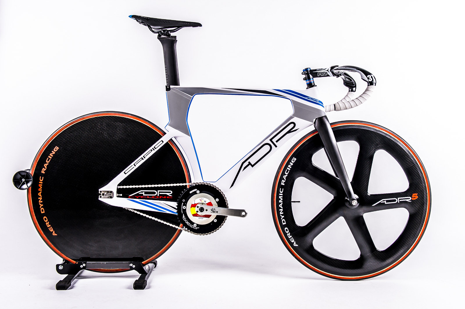 ADR Capio track bike