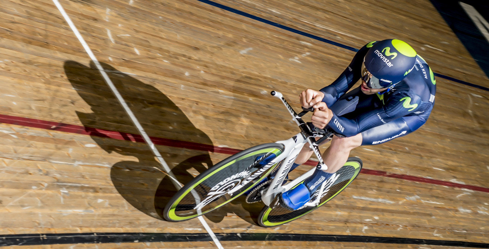Alex Dowsett in training