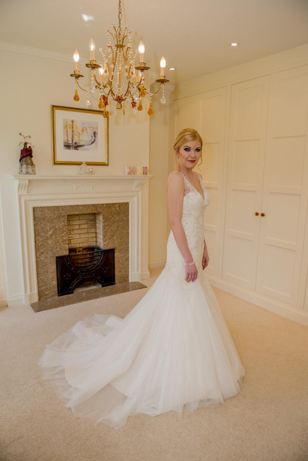 Bride formal