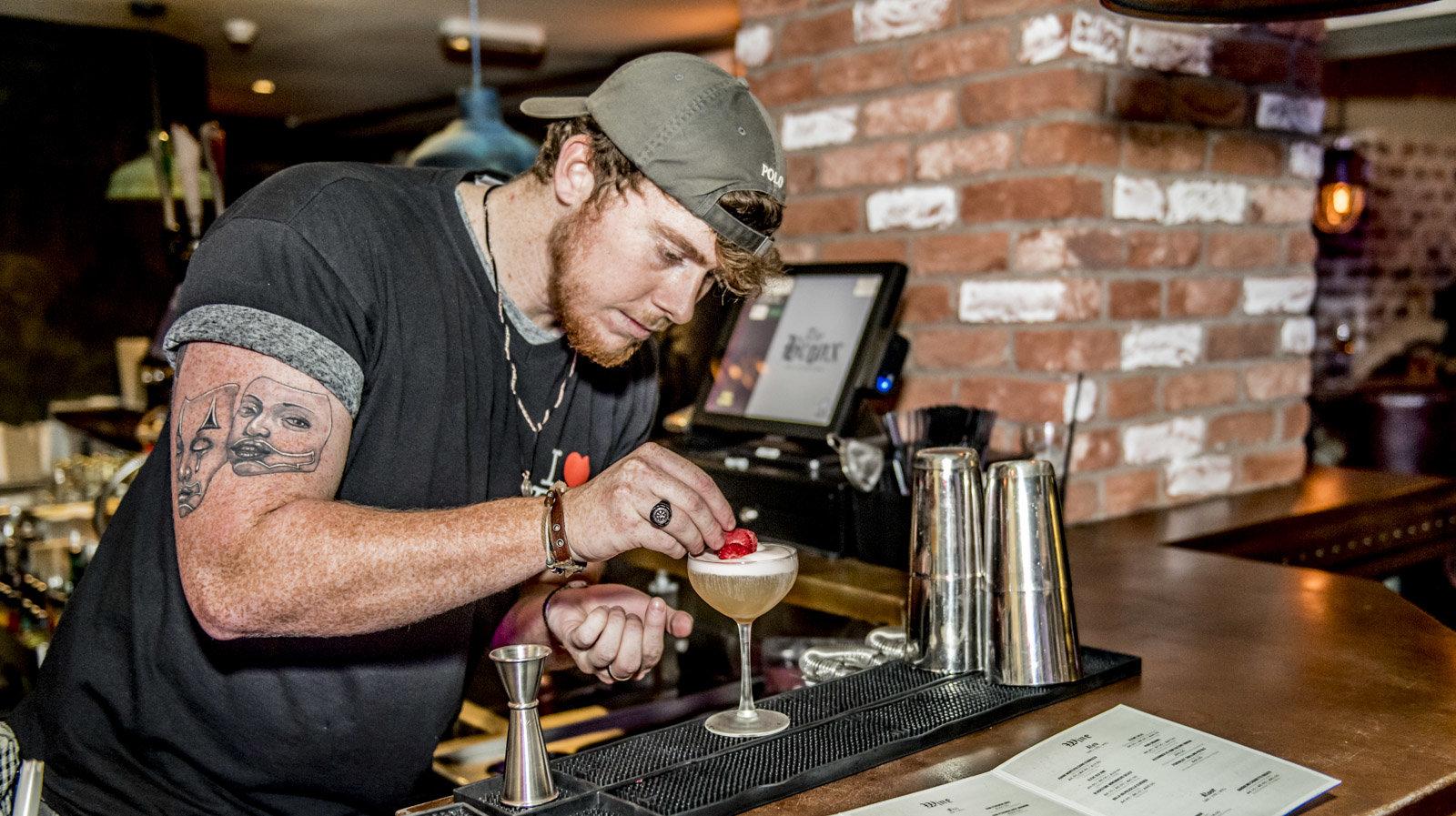 Bronx Cocktails