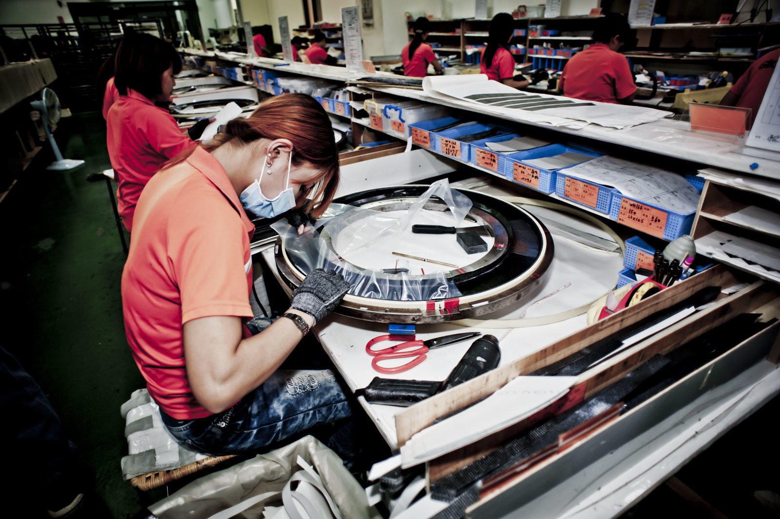 Carbon wheel manufacturing-1