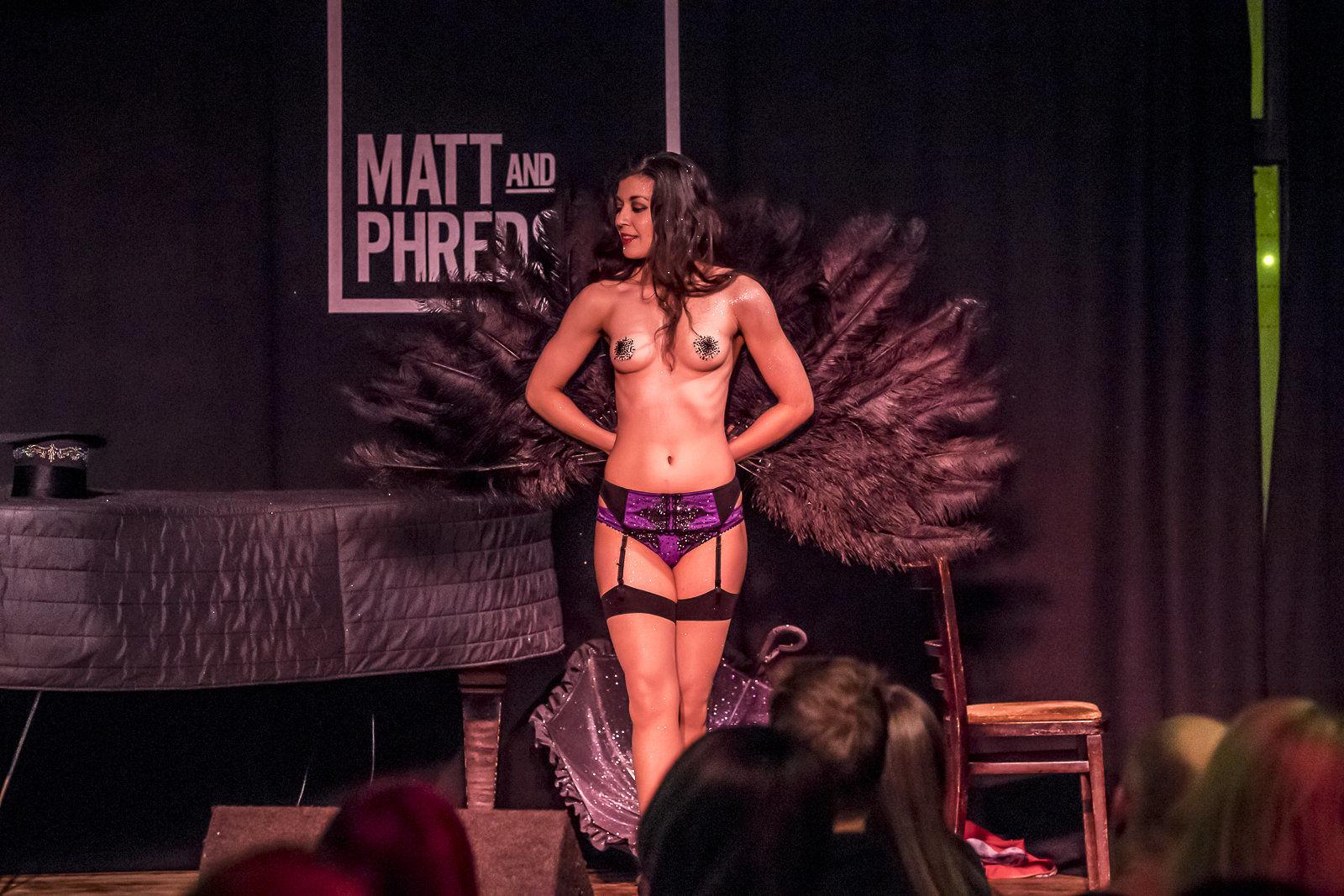 Cherie Bebe at Matt and Phreds, Manchester