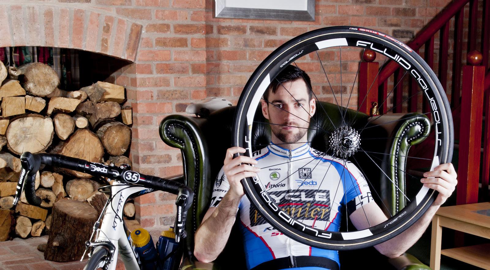 Chris Prichard Cycle Prem