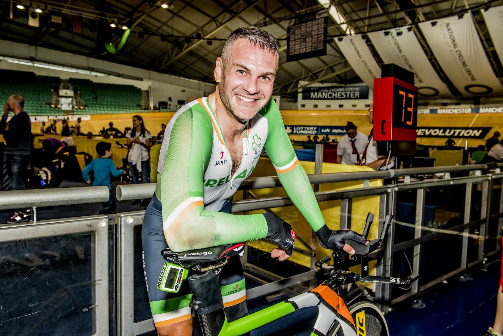 Colin Lynch record holder