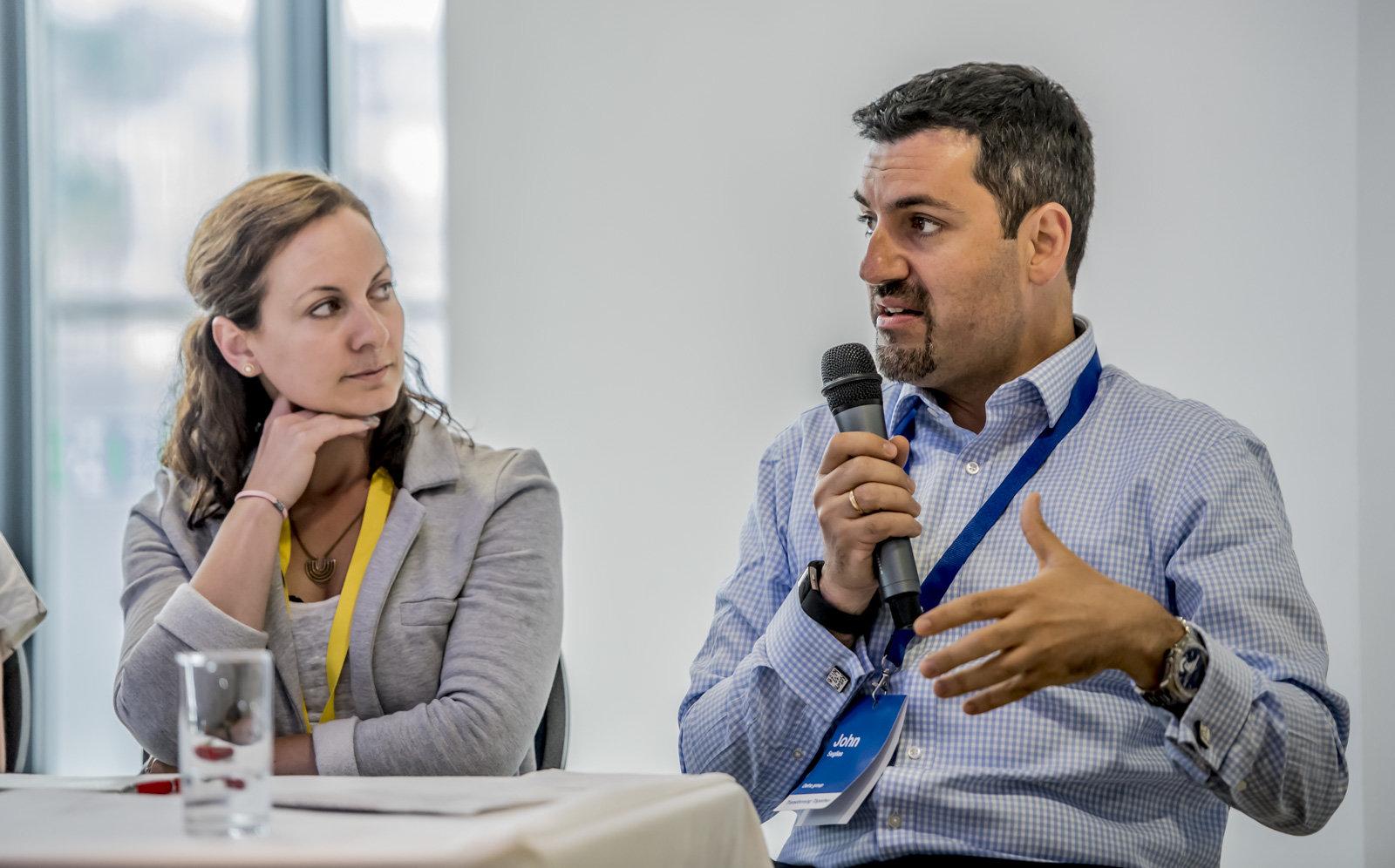 DEFRA Panel discussion