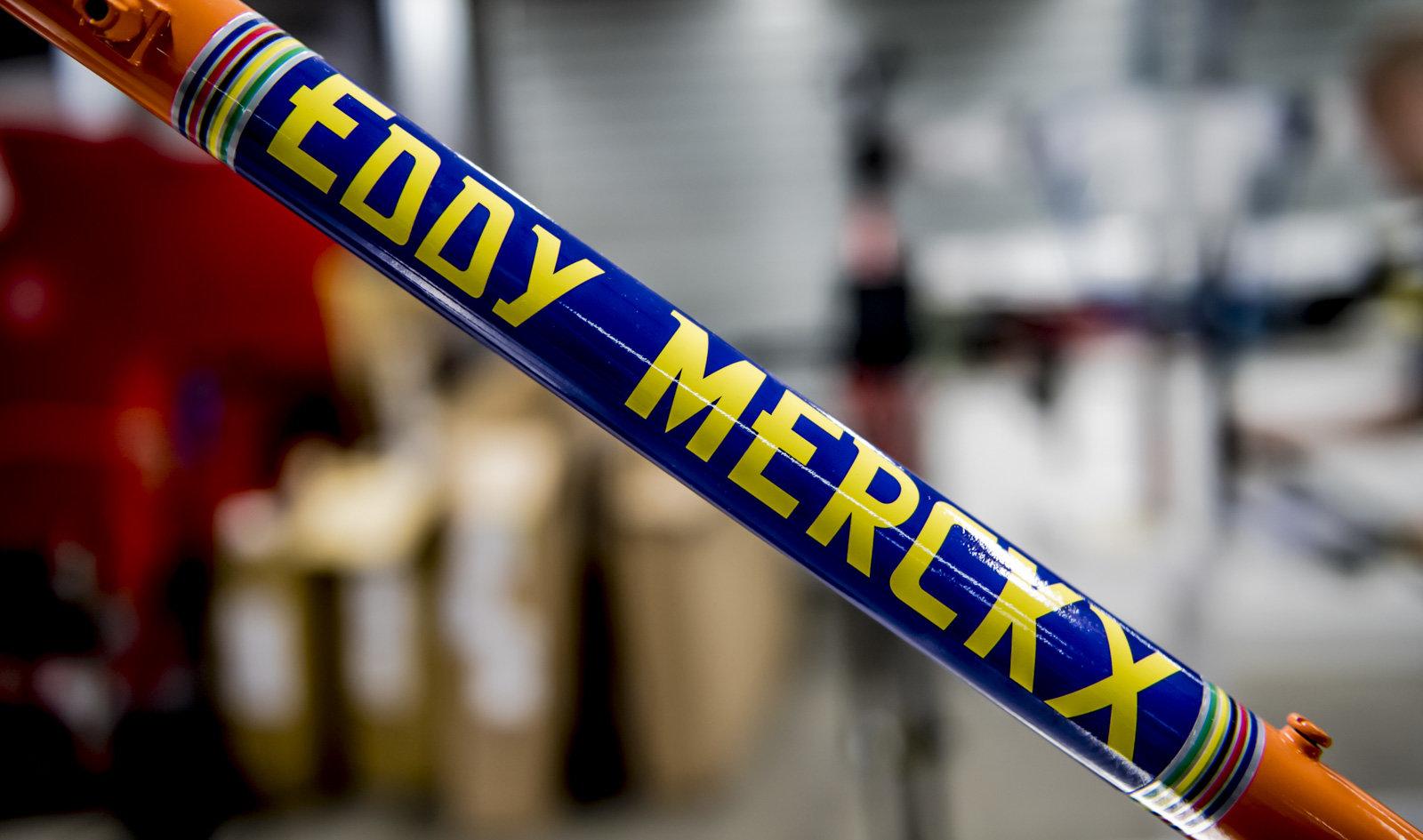 Eddy Merckx frame tube-1