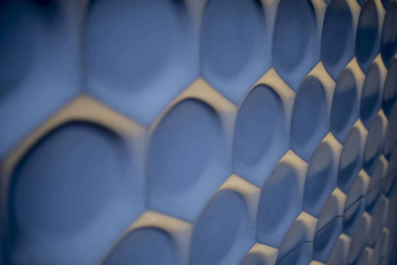 Hexagonal Wall coverings