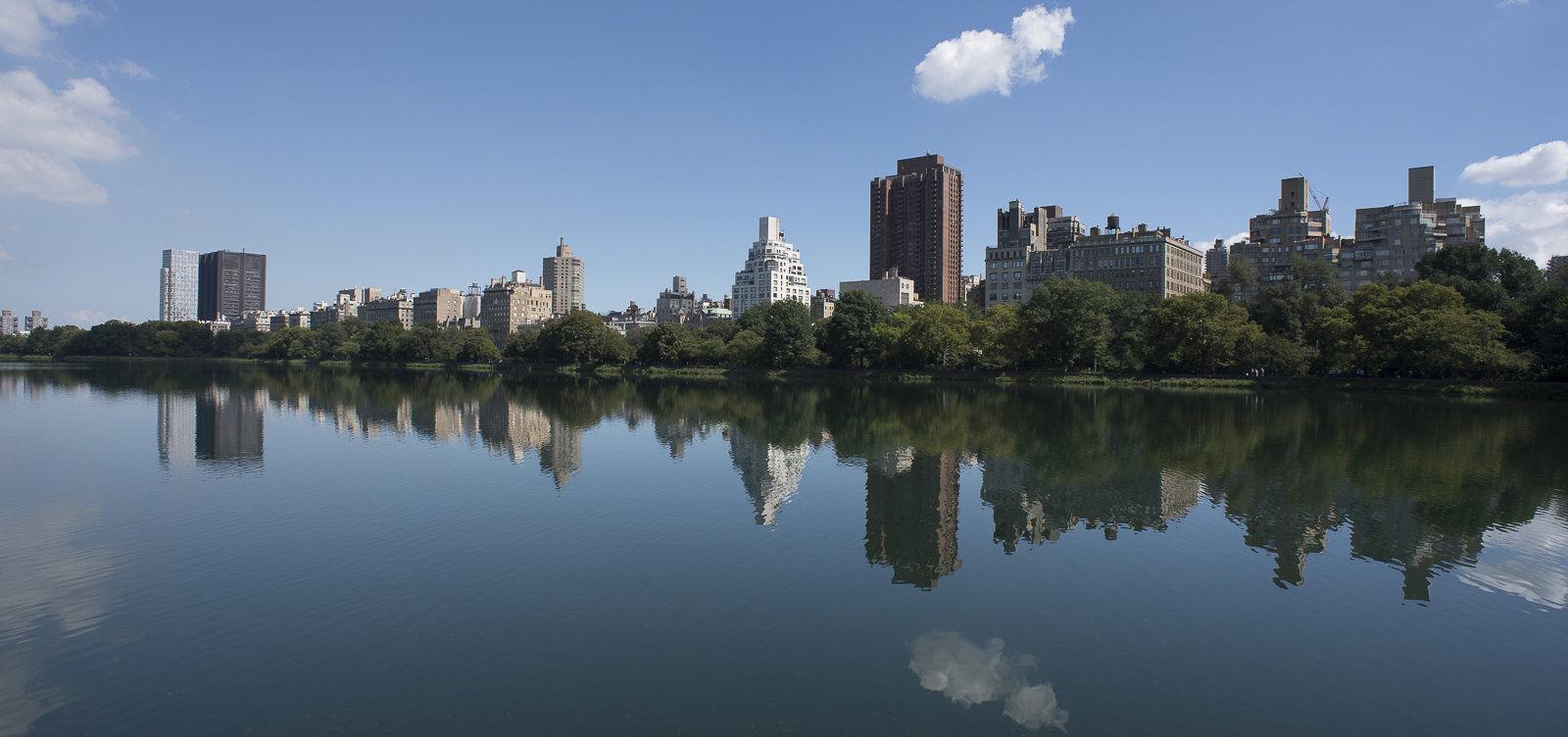 JKO Reservoir, Central Park, New York