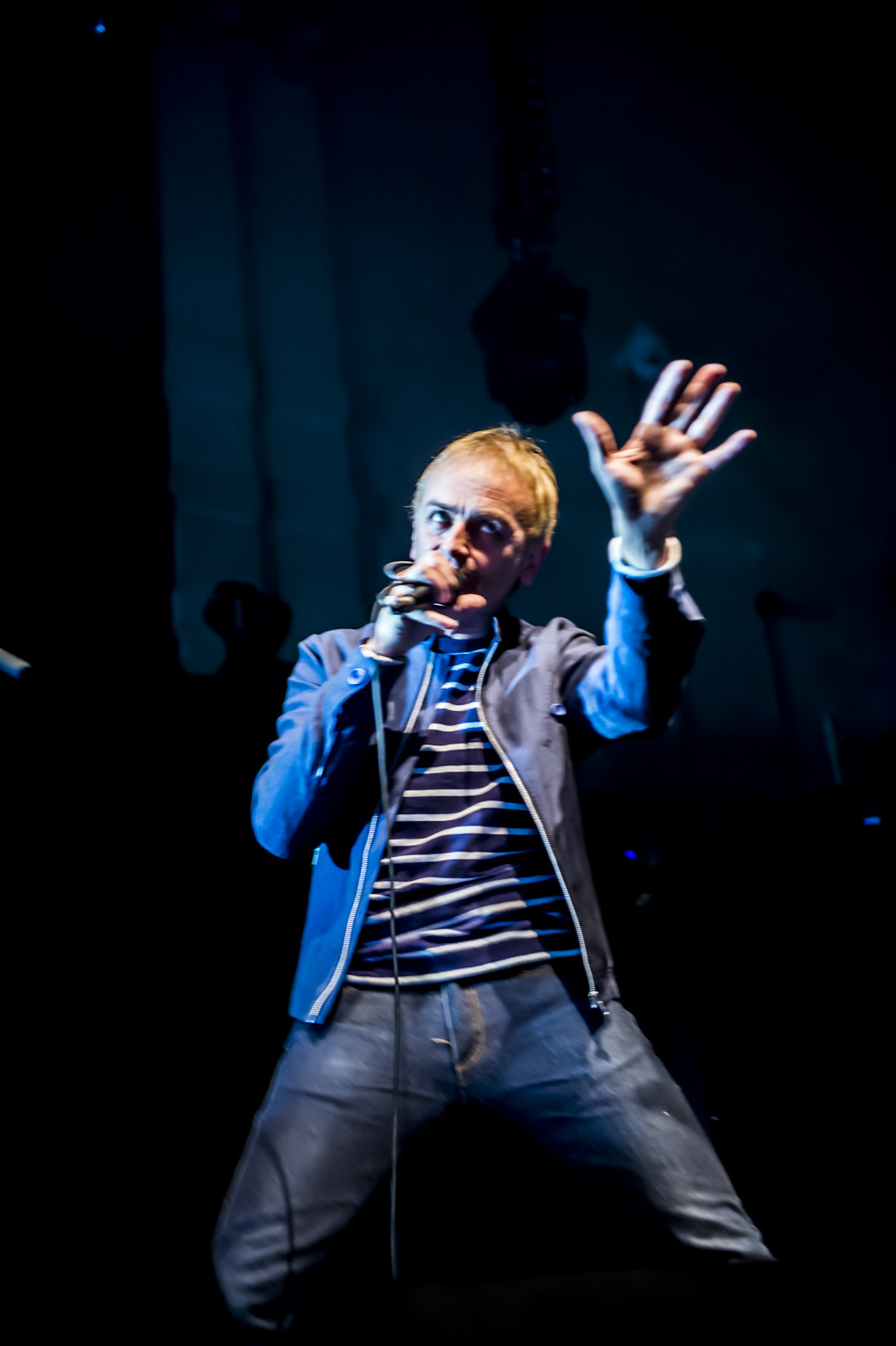 Karl Hyde at Albert Hall