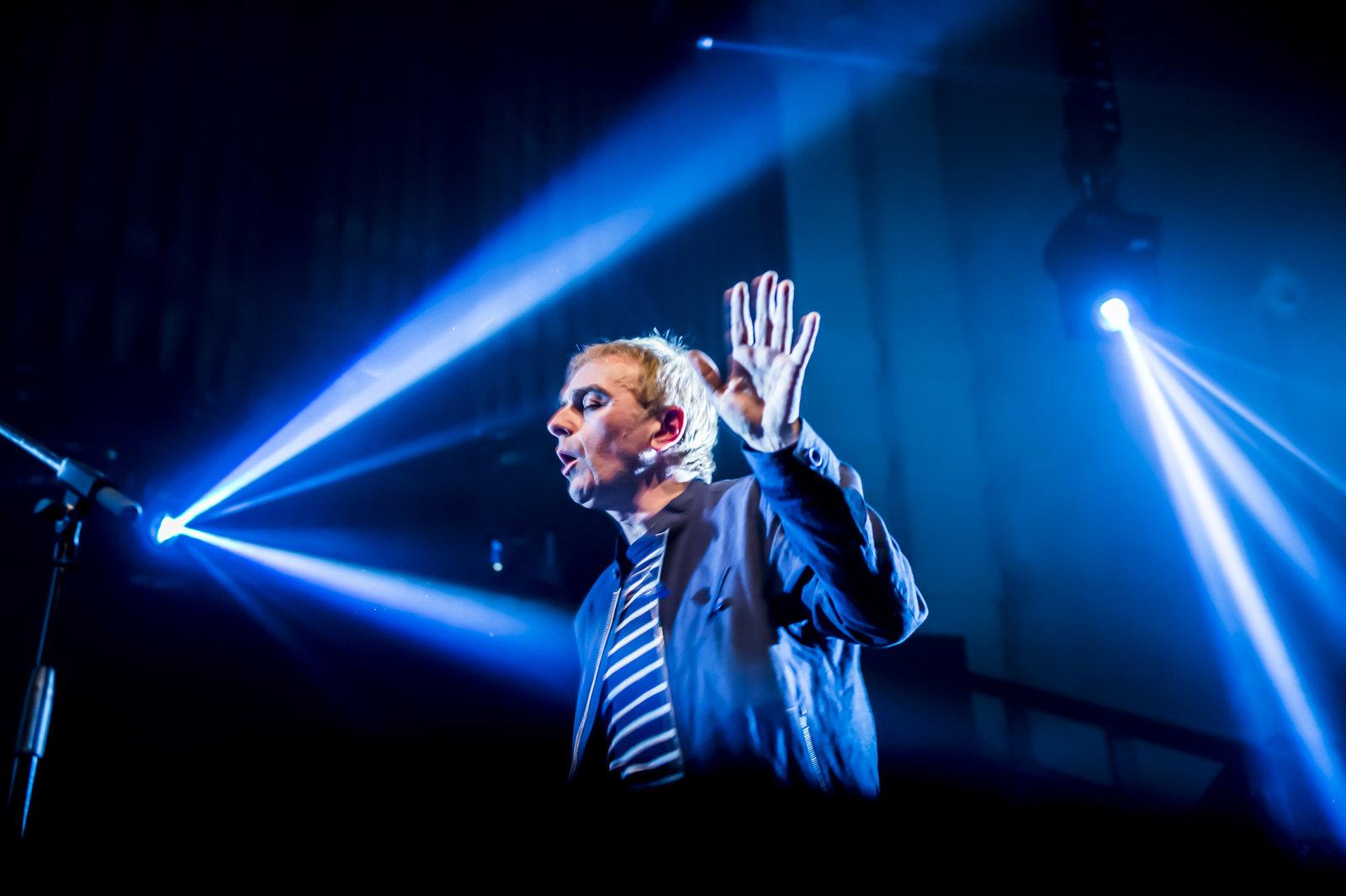 Karl in the Blue Light