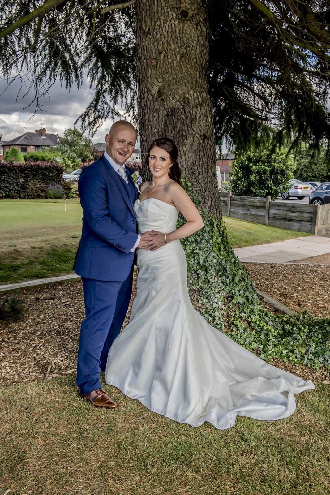 Kyle and Sarah formal