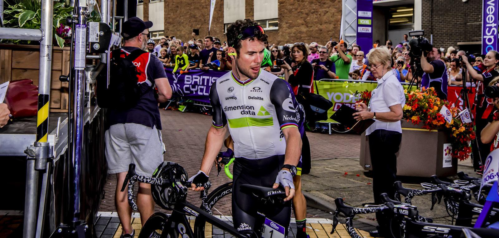 Mark Cavendish at ToB-1