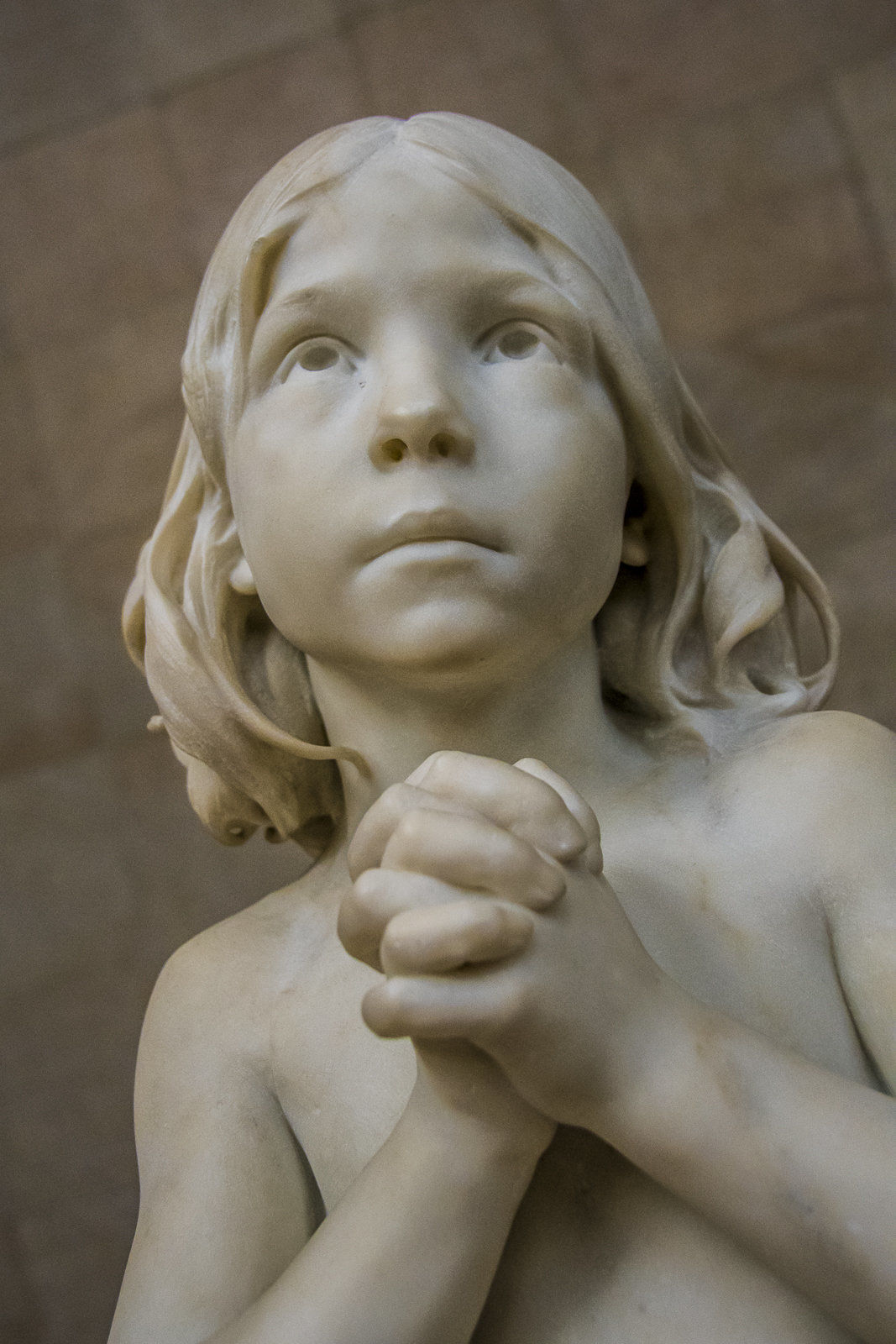 Please - marble carving