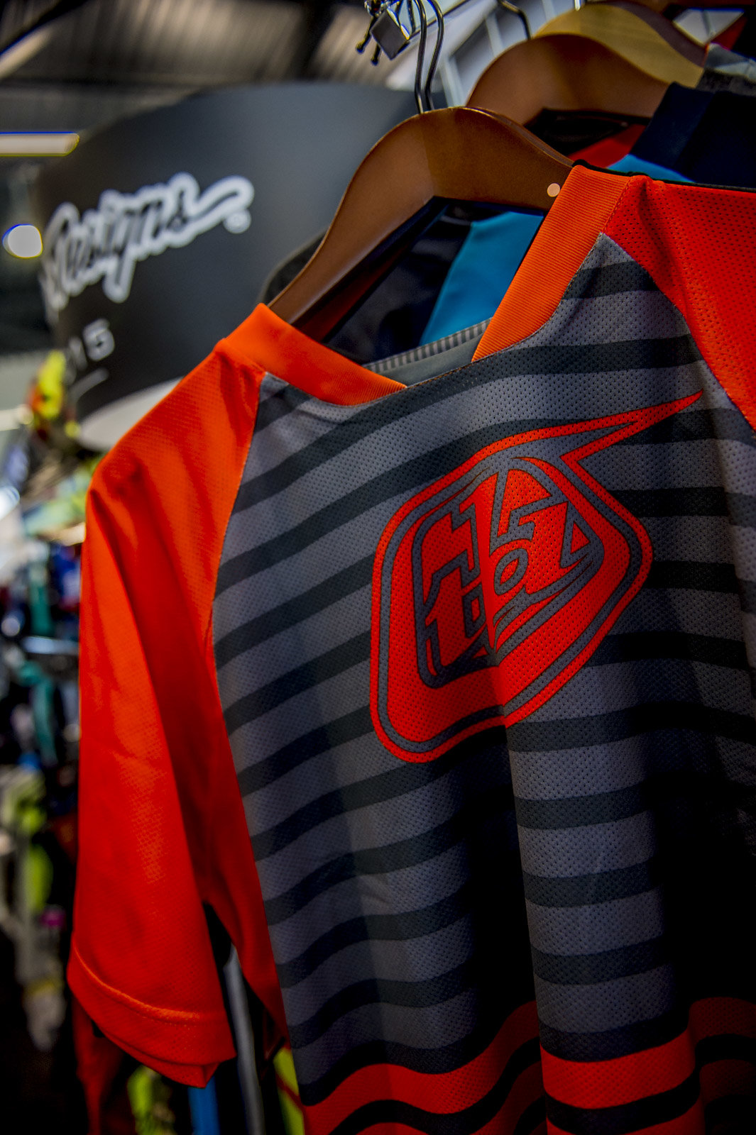 Troy Lee apparel