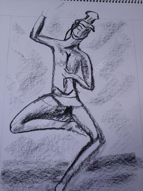 bailador oriental